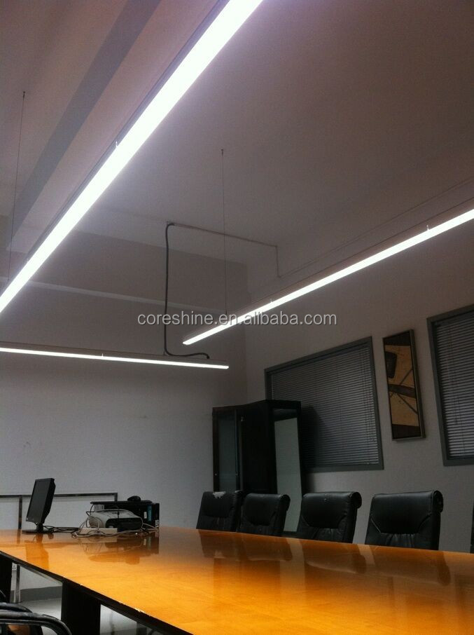T8 tube replacement led linear lighting solutions module led linear cable trunking system