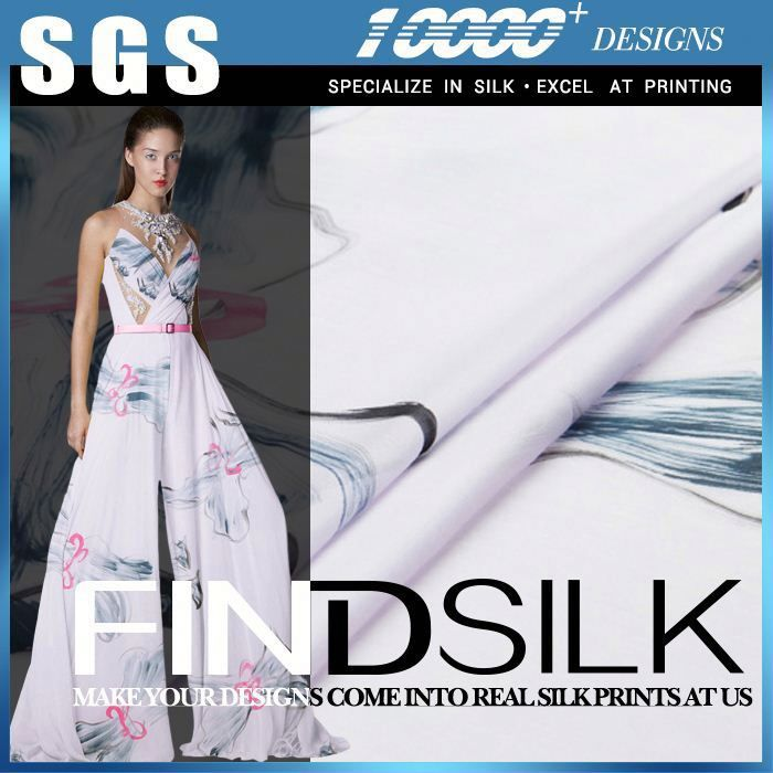 Hellosilk Hot selling!!! Economical english silk tulle