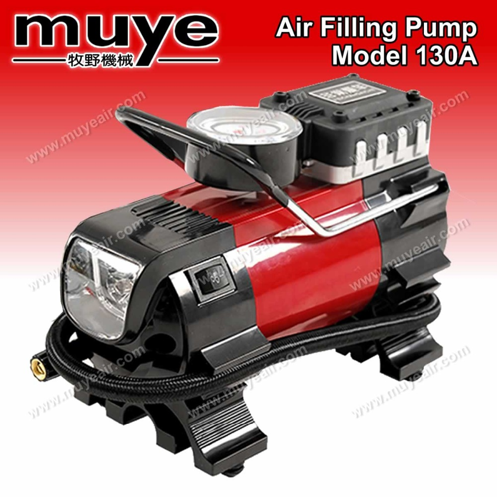 continue running max 20min filling air pump model 130A 20170211