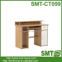 very cheap furniture mdf panel wooden study table designs