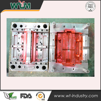 China Supplier Household Plastic Products Injection Molding Service
