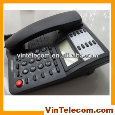 panaphone telephone / corded Telephone set / KXT-838 Analog phones