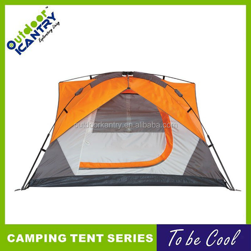 2015 family cabin solar camping tent quality and hot sales camp tent KT6319