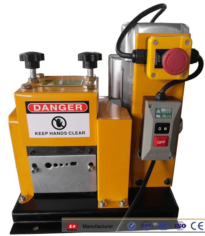 Hot new product aluminum electrical wire stripper machine cable stripping machine for sale in cable making equipment