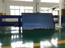 Panel Type Copper Pipe Material Pressurized Flat Plate Solar Collector