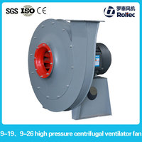 low noise industrial drum fan blower Air pollution control, ventilation, air conditioning and other projects,