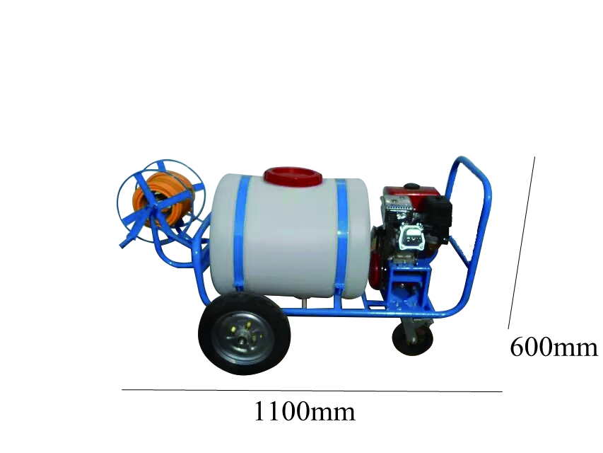 High Pressure Gasoline Engine Washing Machine Equipment for Pig Farming or Industry