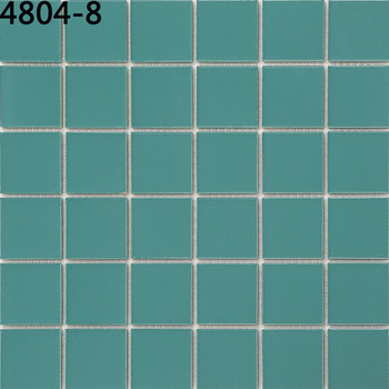 Fujian best selling 48X48mm mosaic tiles for swimming pools