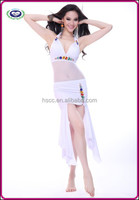 Latested wholesale beautiful design king fancy latin dress costume