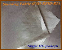 High Quality RFID blocking fabric ripstop conductive fabric /EMF Shielding Fabric With Lower Price