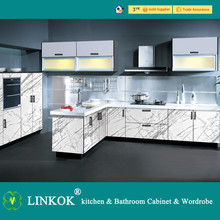 Linkok Furniture modern European standard hot selling perfect acrylic kitchen cabinet hardware