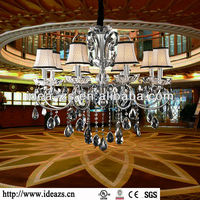 decorative hanging lamp different types chandelier crystal pendent light