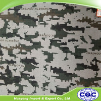 TC twill camouflage fabric disruptive pattern cloth military camouflage fabric