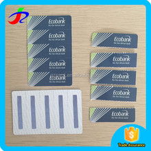 Factory price 5 in 1 Paper Scratch Prepaid Calling Card With five Pins