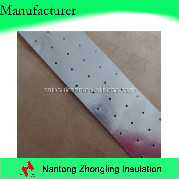transformer insulation material aluminum foil backed paper