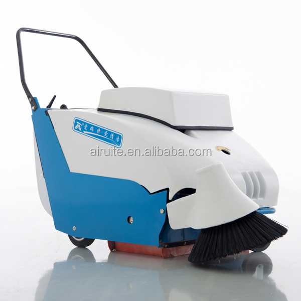 S7 Hand push small road sweeper