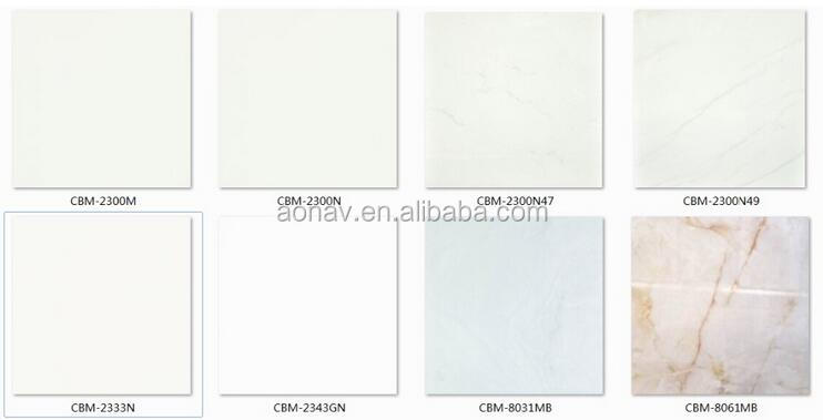 Promotion! Stock beige ivory white full body polished porcelain floor tile,floor tile price in pakistan,white shiny floor tile