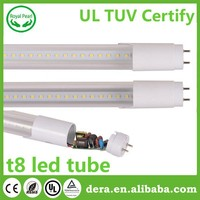 www you tube com t8 led 4ft 1.2m 18w AC 110-277v ul approved t8 t8 smd led tube