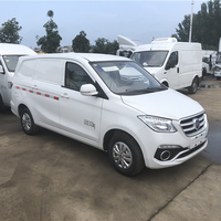 4x2 Foton mini 1 tons reefer van