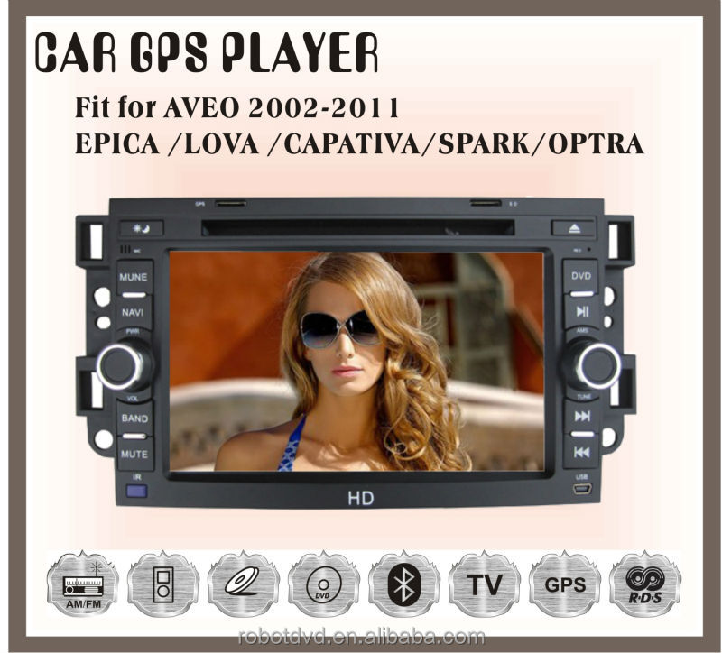 Fit for chevrolet captiva lova spark epica optra 2006-2011 double din car gps dvd