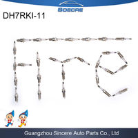 Gap 1.3mm Spark Plug DH7RKI-11 For Kiaa Korea Car model 24h online