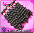 Top quality Virgin Brazilian Natural Wave Human Hair Extension light yaki