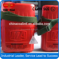 ZYX30 isolated coal mine self rescuer by china coal group