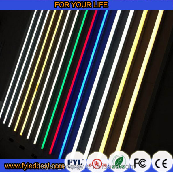 top sell led color changing tube t8 high quality russia
