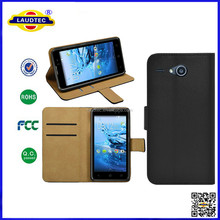 Wholesale supplier universal flip cover leather case for Asus Zenfone 2 ZE500CL 5.0 and Selfie ZD551KL