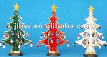 Woodiness Christmas Tree With Hanging Decorations