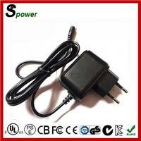 Factory Wholesale AC/DC 12V 1A 12W Mass Power AC Adapter with PSE CUL SAA Certification