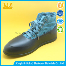 Non-slip silicone gardening overshoes waterproof Shoe Cover Flexible Silicone rain Galoshes Overshoes for man