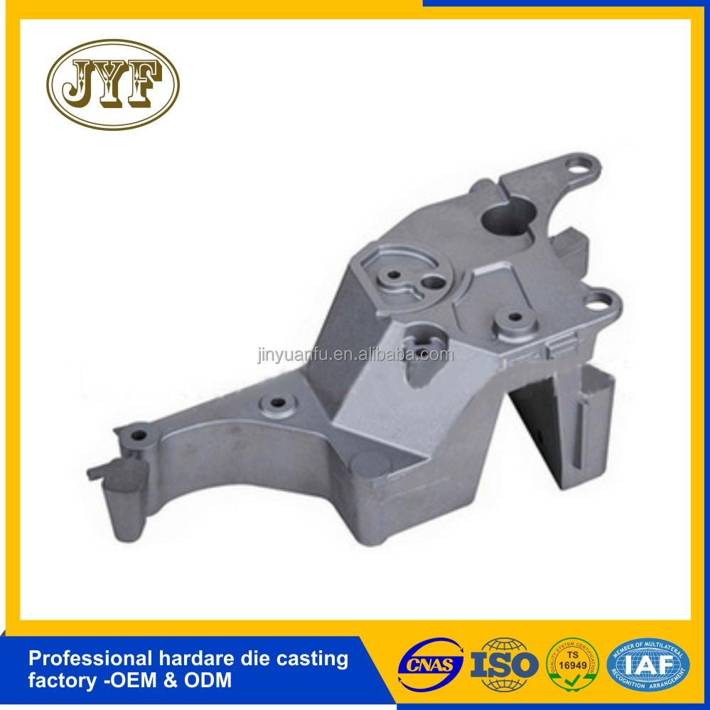 OEM aluminum die casting auto parts for nissan auto parts