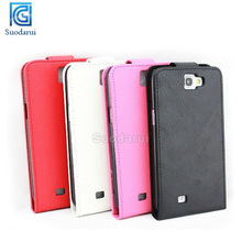 Flip Leather Pouch Case Cover for Samsung Galaxy note 2 ii N7100