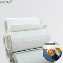 Non flammable insulation material aerogel insulation blanket