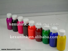 screen printing water based pigment paste for fabric/textile