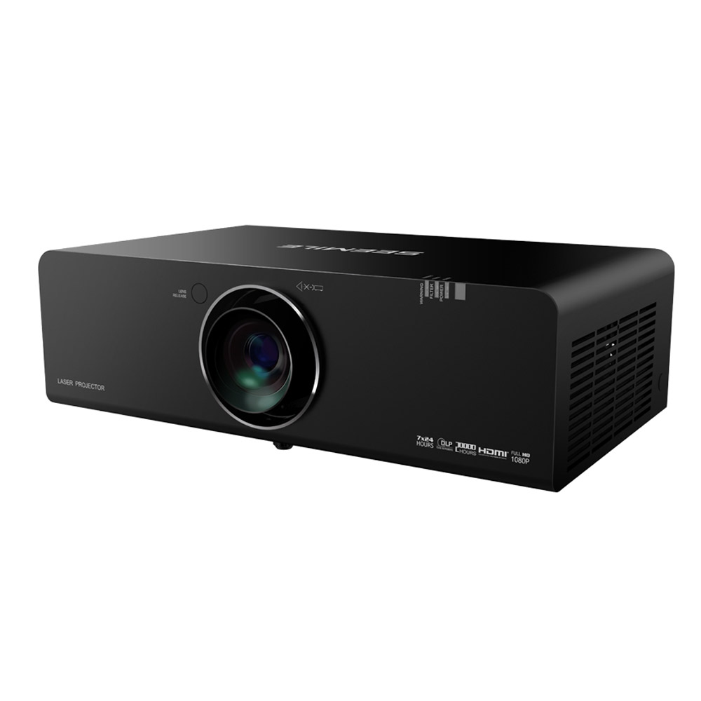 Multimedia 7x24 hours DLP 3D Full HD 1080P 20000h Life 12000 Lumens 3D Data show outdoor Laser Projector