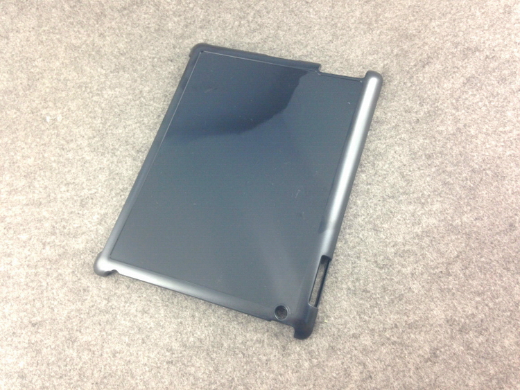Top grade OEM cell phone book case for ipad 2