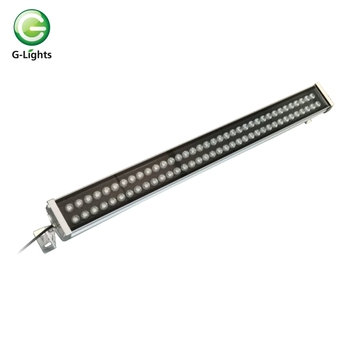high power IP65 waterproof 72W outdoor led wall washer light
