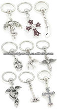 sexy 14g Unique Captive Ring Nipple Dangle Mix new design in stainless steel body piercing jewelry ring
