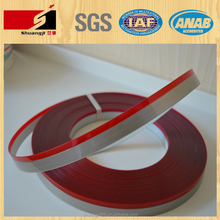 Twin color 3D acrylic edge banding for furniture accessories