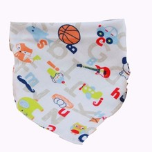 Wholesale Kids Items In Hot Selling Baby Triangle Bibs