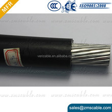 3+1 core Aluminium overhead bundled ABC Cables (ABC cable) 2x10mm2 2x16mm2 4x10mm2 4x16 accessories