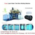 Foam Blow Moulding Machine