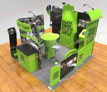 Indoor Advertisement Model Exhibition Stands