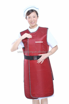 X-ray protective lead vest lead apron with CE and ISO