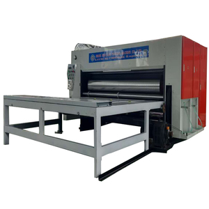5ply corrugated carton box making machine