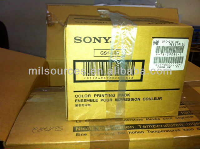 Hot sale SONY UPP-110S Ultrasound paper High Qualiy Printing Paper made in Japan