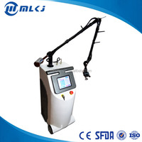 2016 co2 laser machine vertical/co2 laser surgical remove scar(CE)