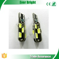 T10 194 168 5730 12SMD with Lens Can-bus Error Free 10 Led Tail Lights Led Warning Canceler Reverse Lamps